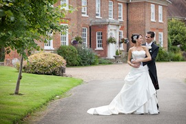 wedding at chilston park maidstone