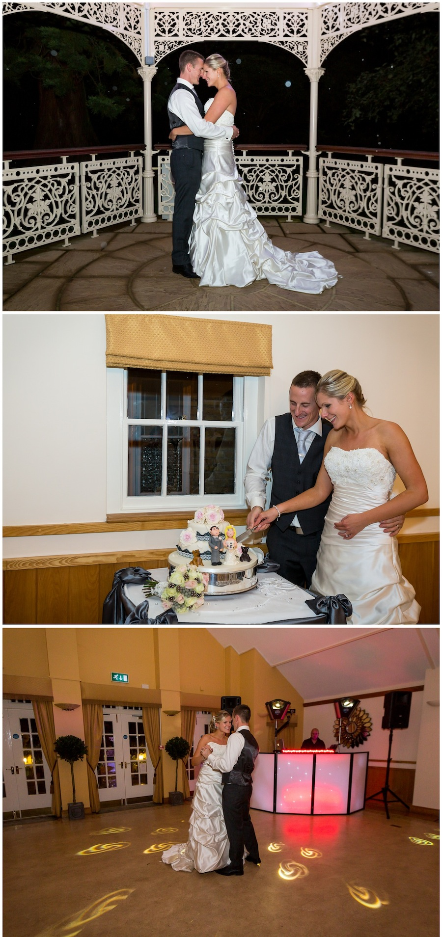 wedding quex park