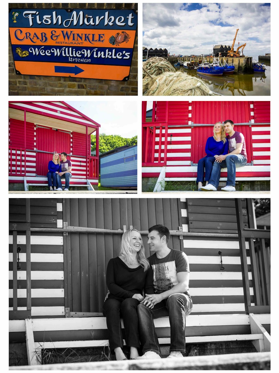 engagement shoot whitstable
