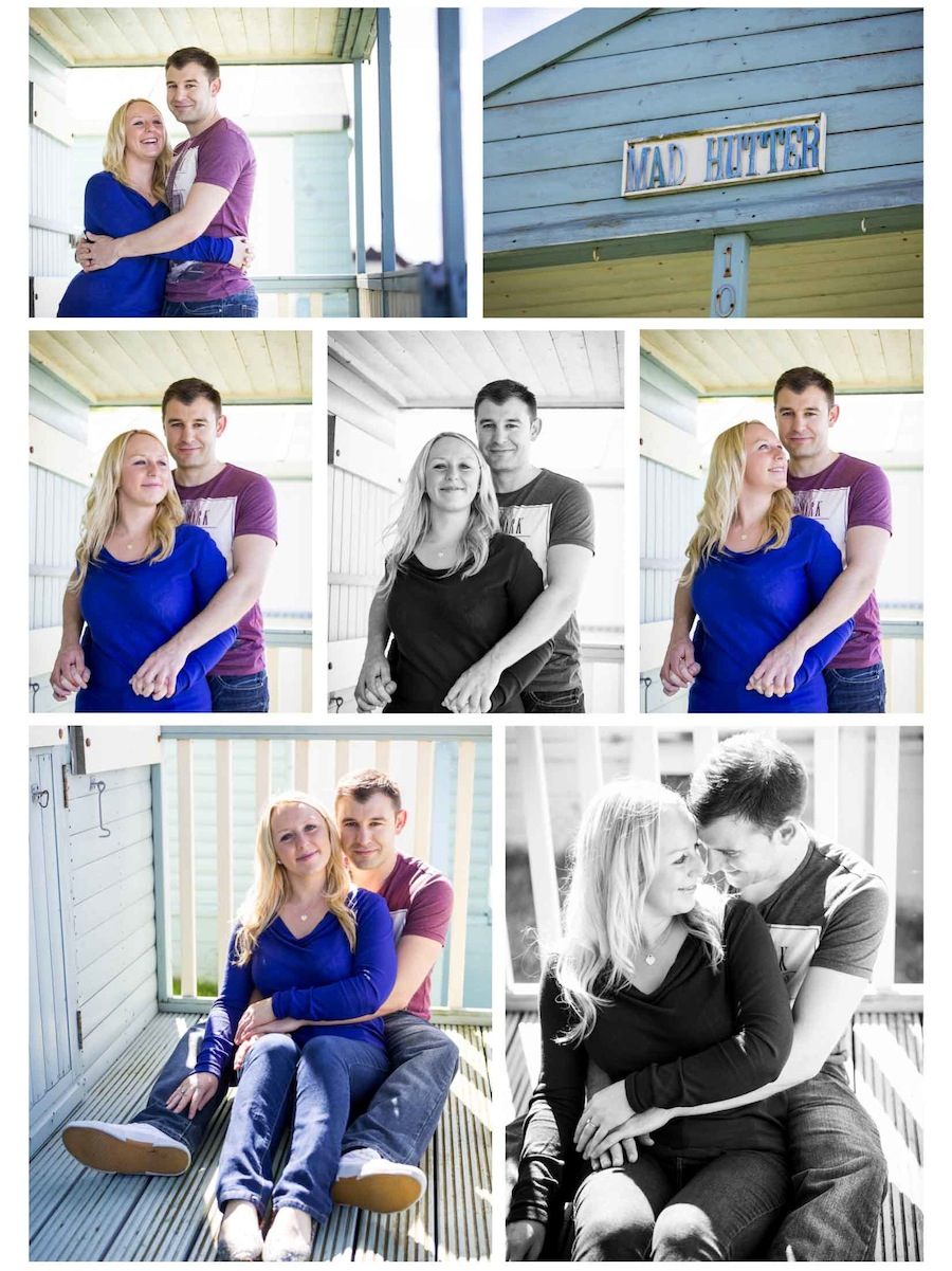 couple photoshoot whitstable