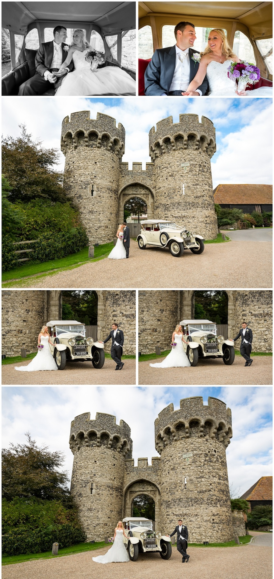 cooling castle wedding