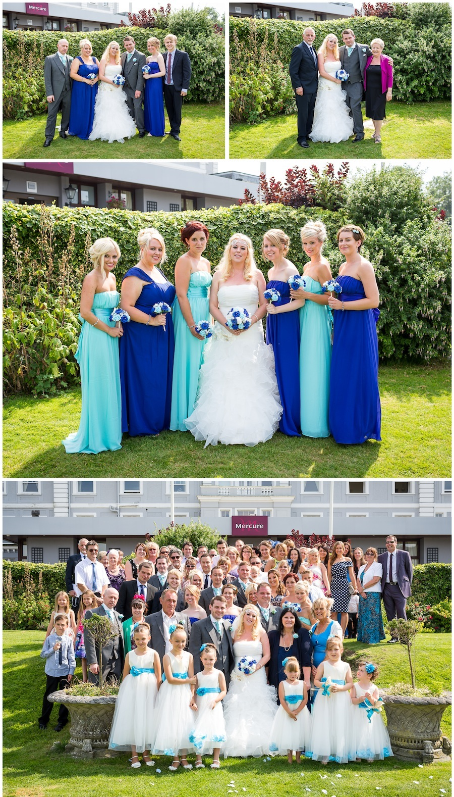 Hythe Imperial Hotel wedding photography