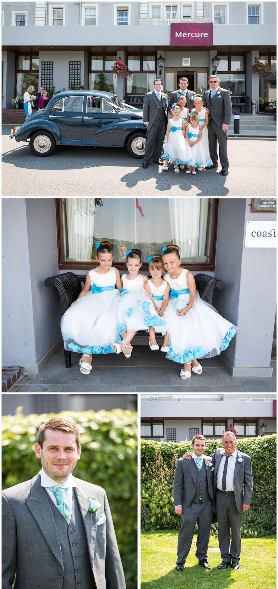 wedding Hythe Imperial Hotel