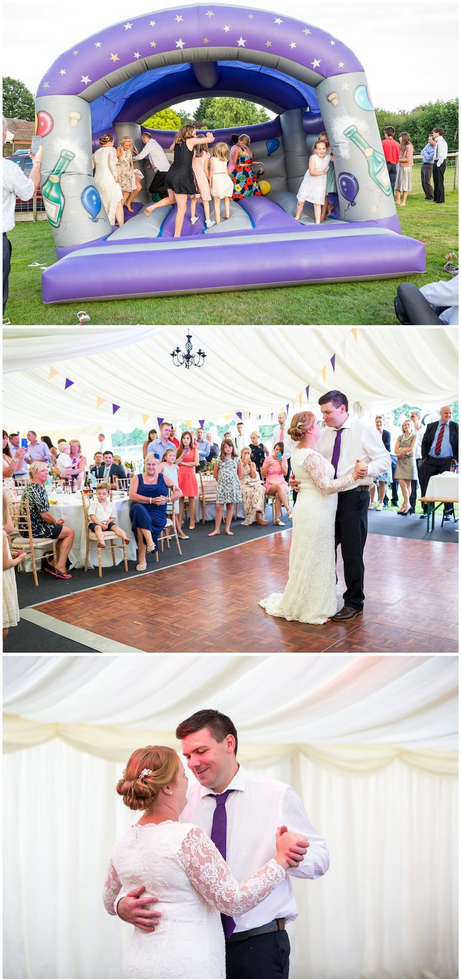 wedding photography in Sandwich