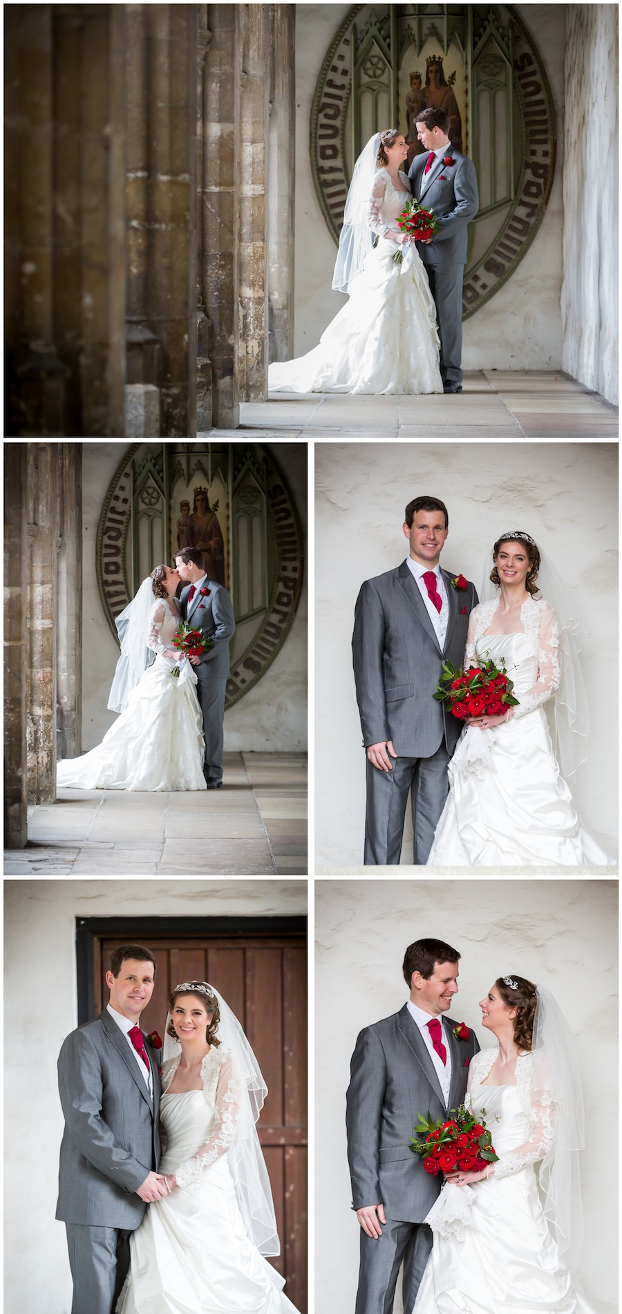 Aylesford Priory wedding photography