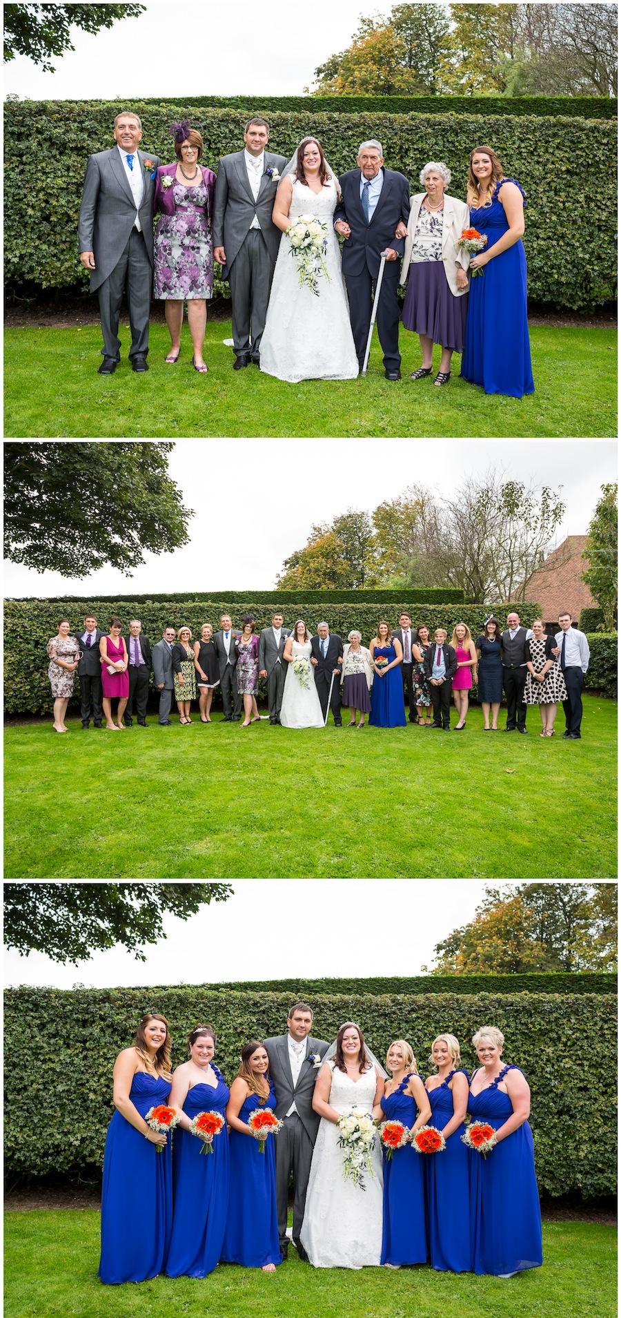 Old Kent Barn wedding
