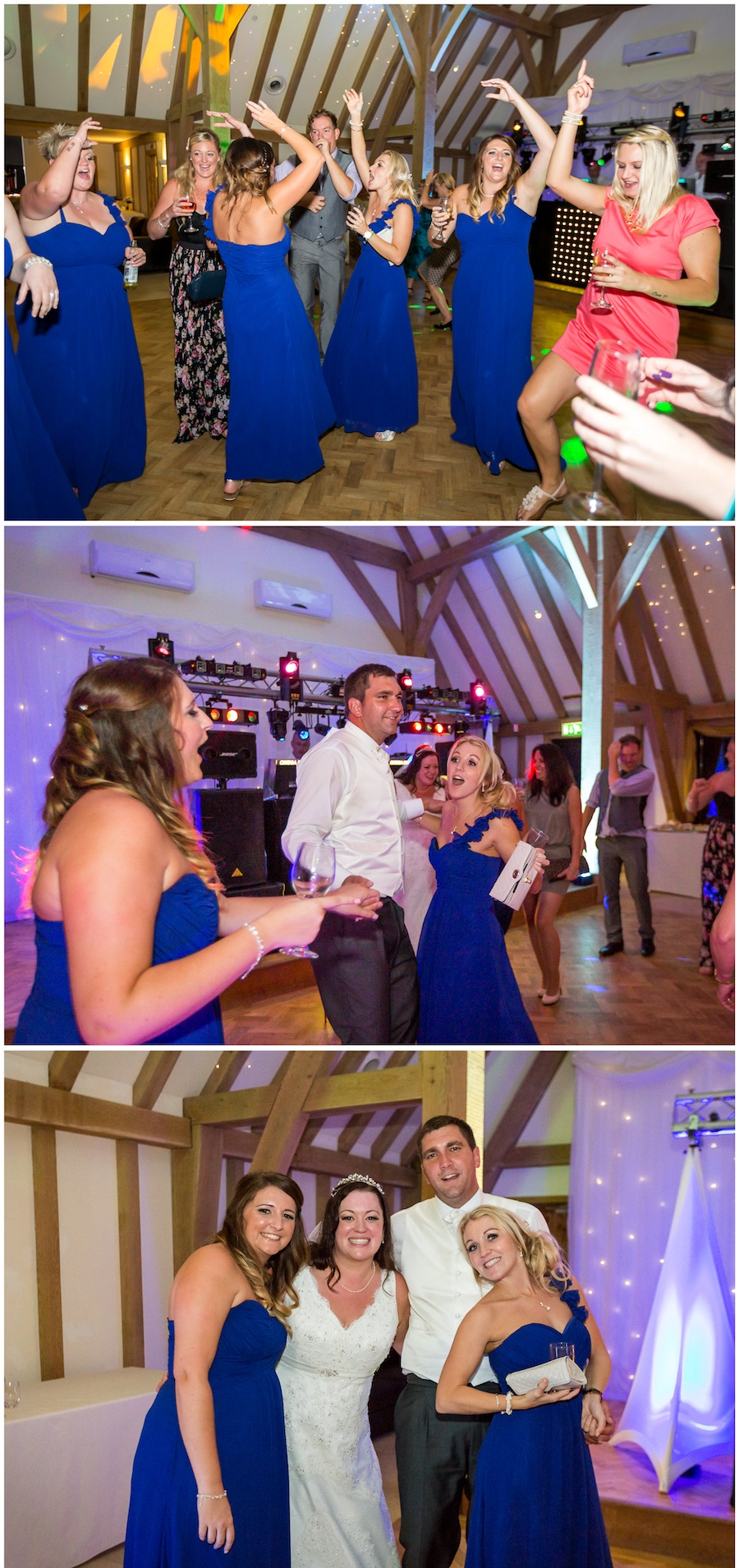 Old Kent Barn wedding
