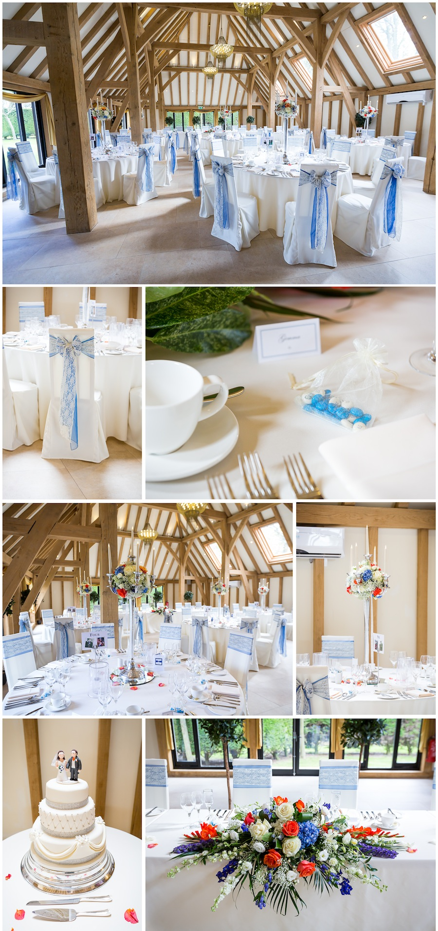 wedding Old Kent Barn