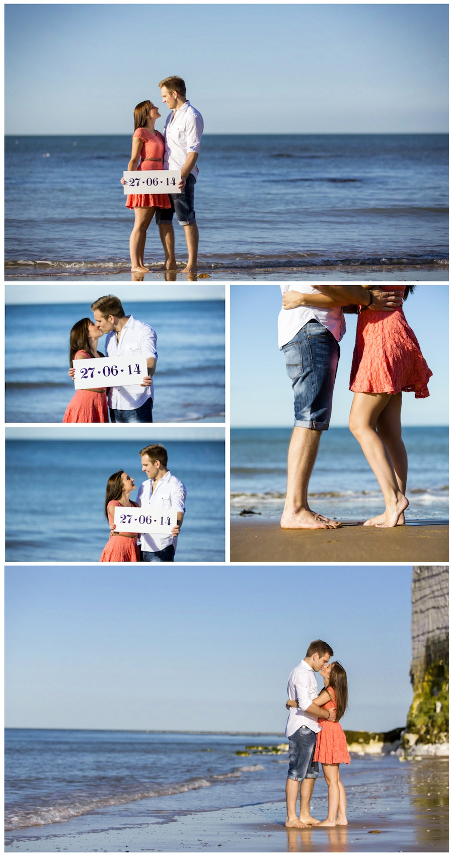 engagement shoot broadstairs