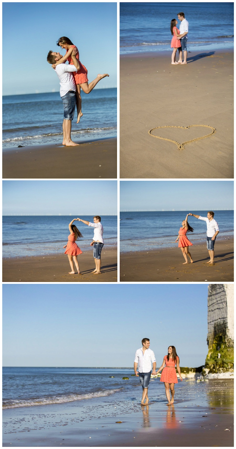 engagement shoot botany bay