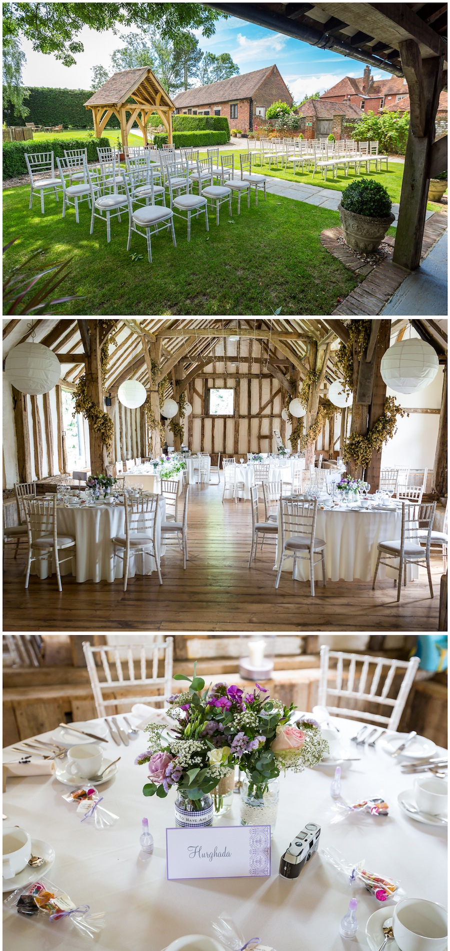 wedding winters barn