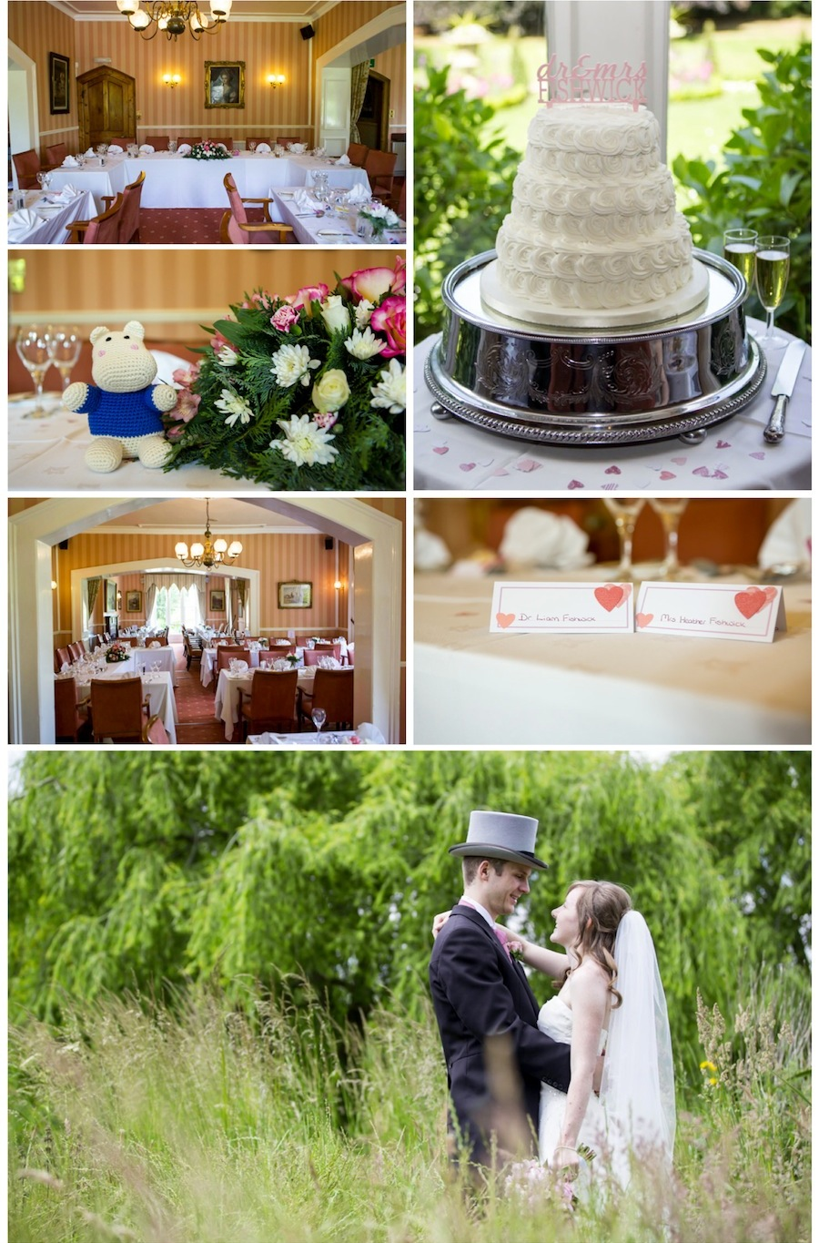 wedding knowle country house higham