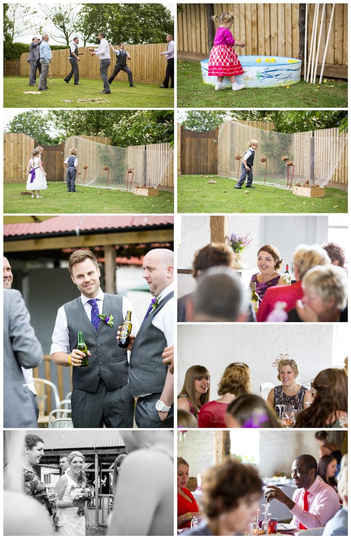 wedding Capel Farm