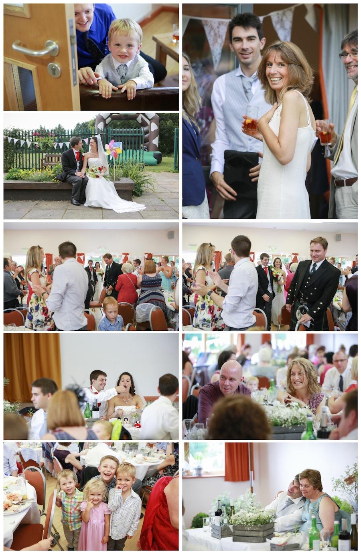 wedding chartham village hall