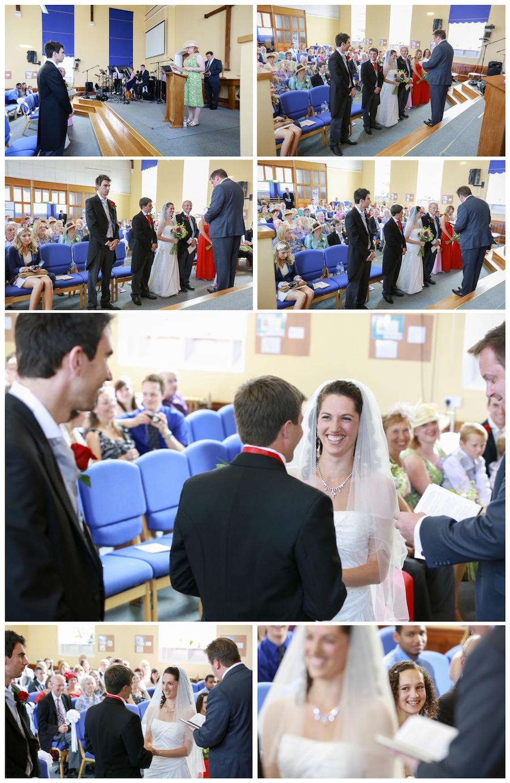 wedding faversham baptist church