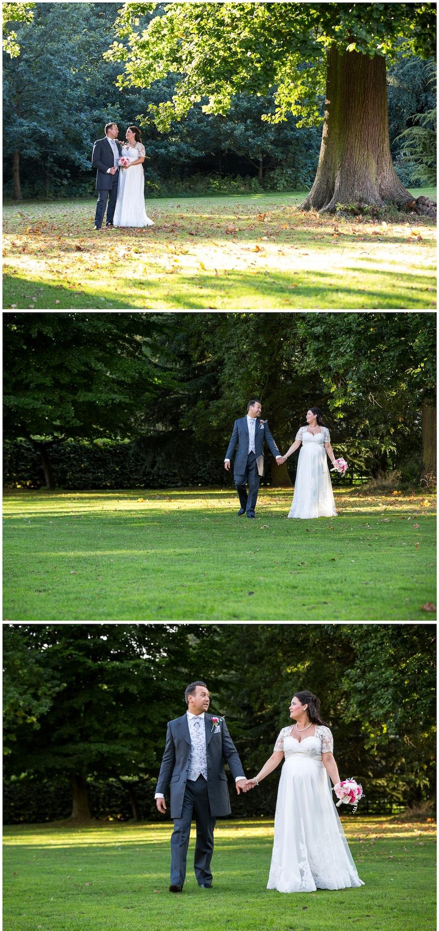 wedding oakwood house maidstone