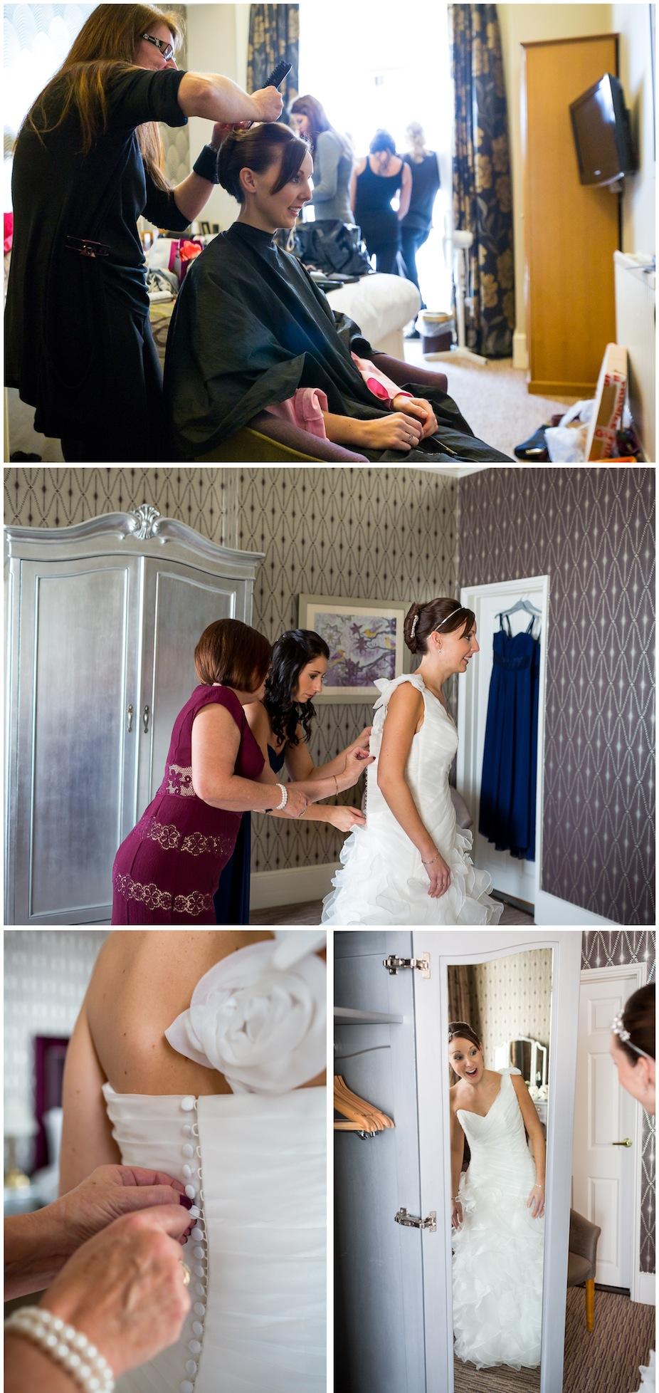 wedding dover marina hotel kent