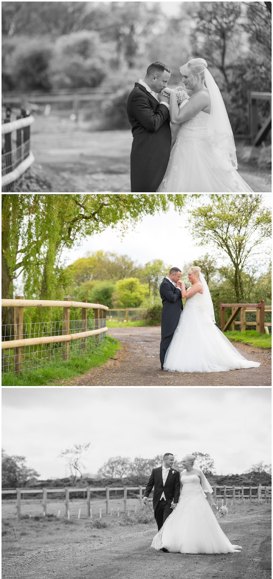 Frasers, Coldharbour Farm wedding photography