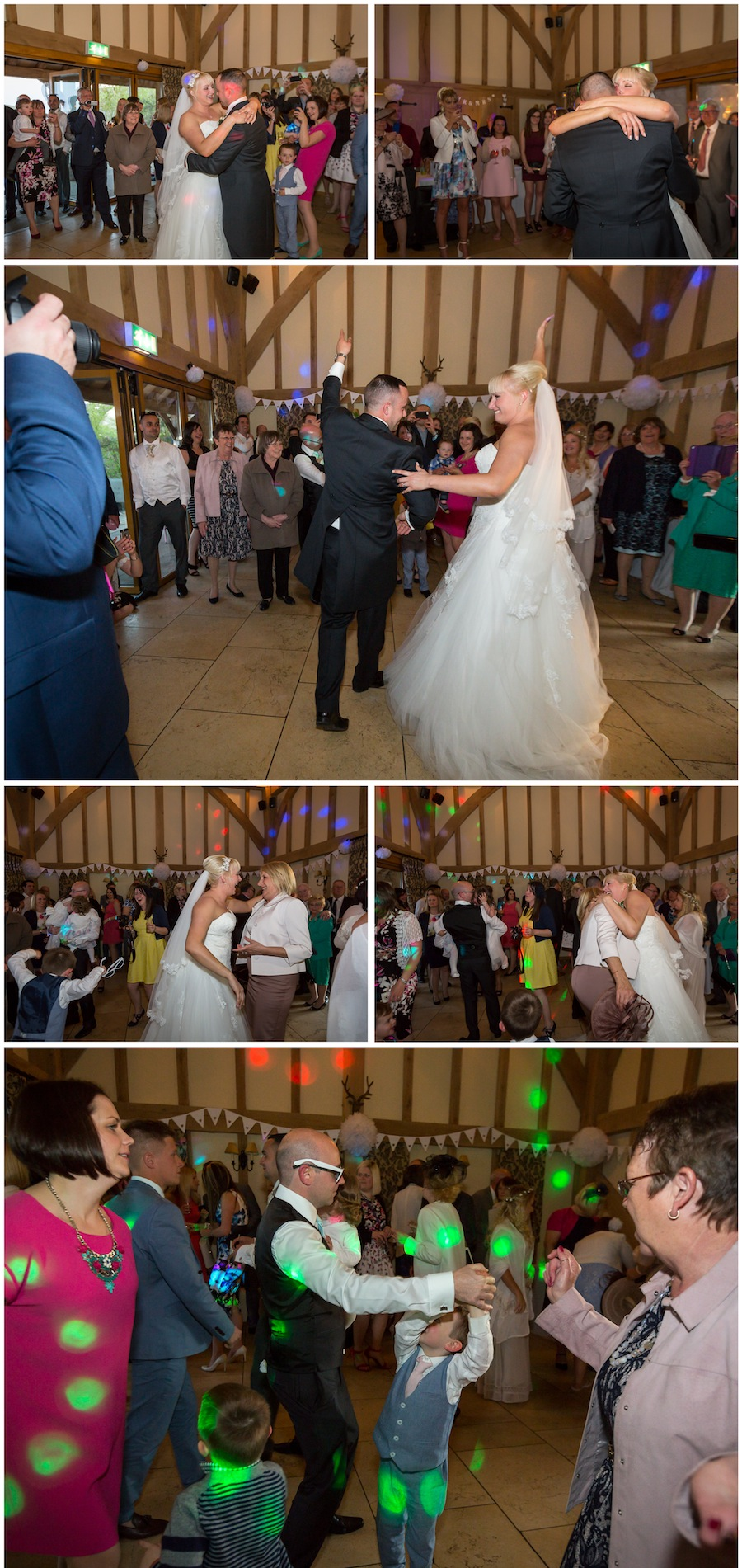 Frasers, Coldharbour Farm wedding