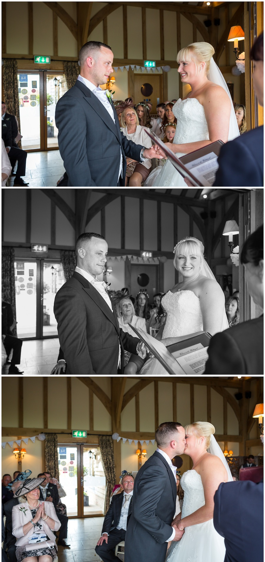 wedding Frasers, Coldharbour Farm