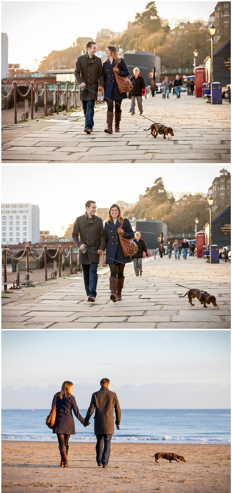 engagement shoot folkestone