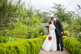 wedding photography secret garden ashford
