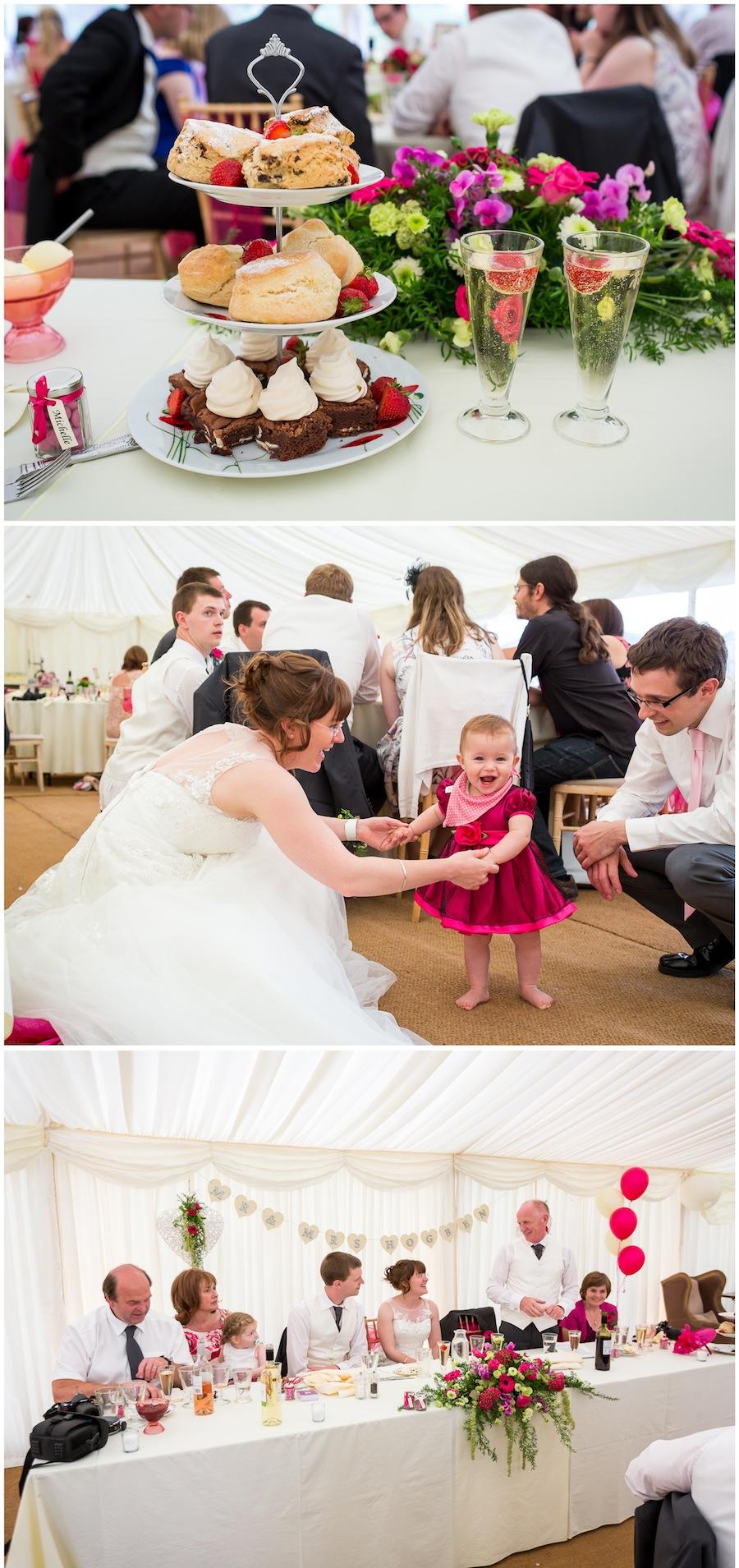 Secret Garden Ashford wedding