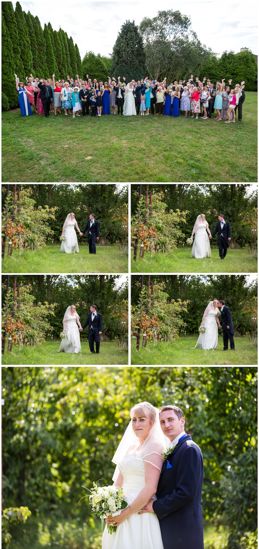 wedding The Orchards, East Malling