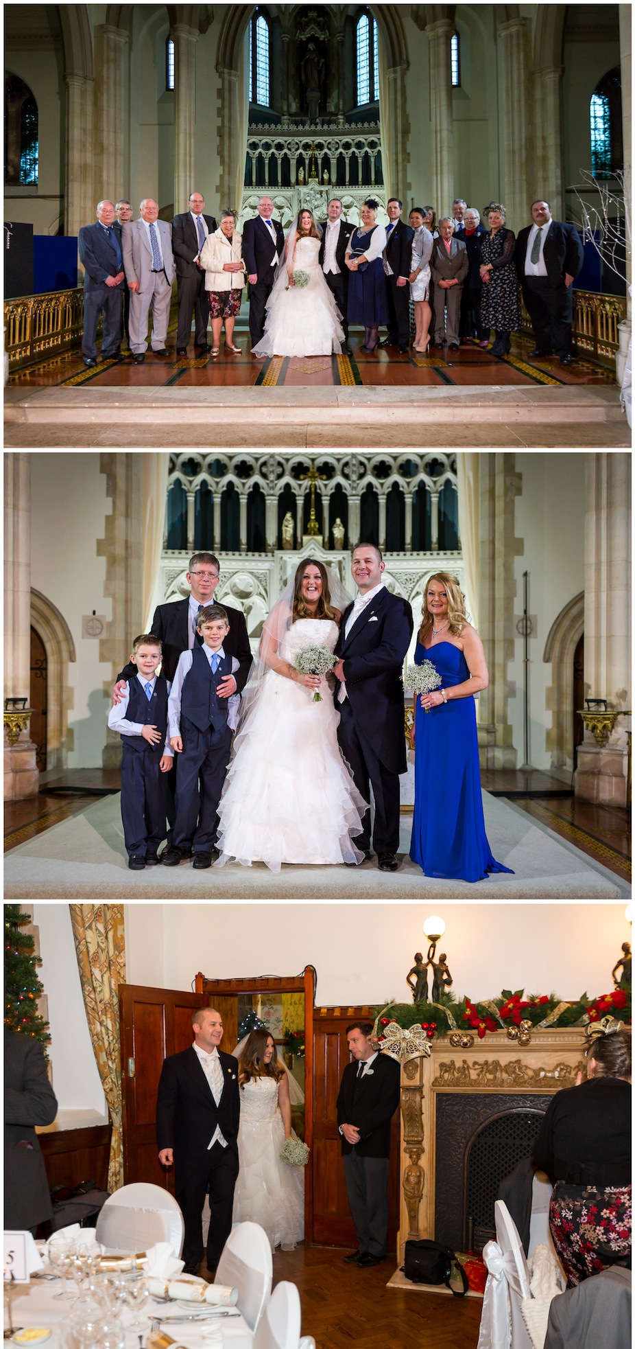 wedding st augustines westgate-on-sea