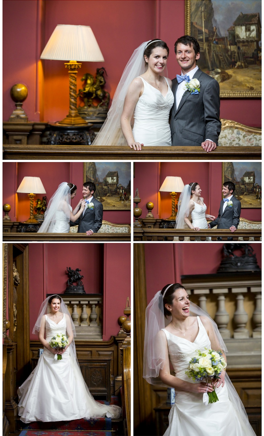 wedding chilston park hotel