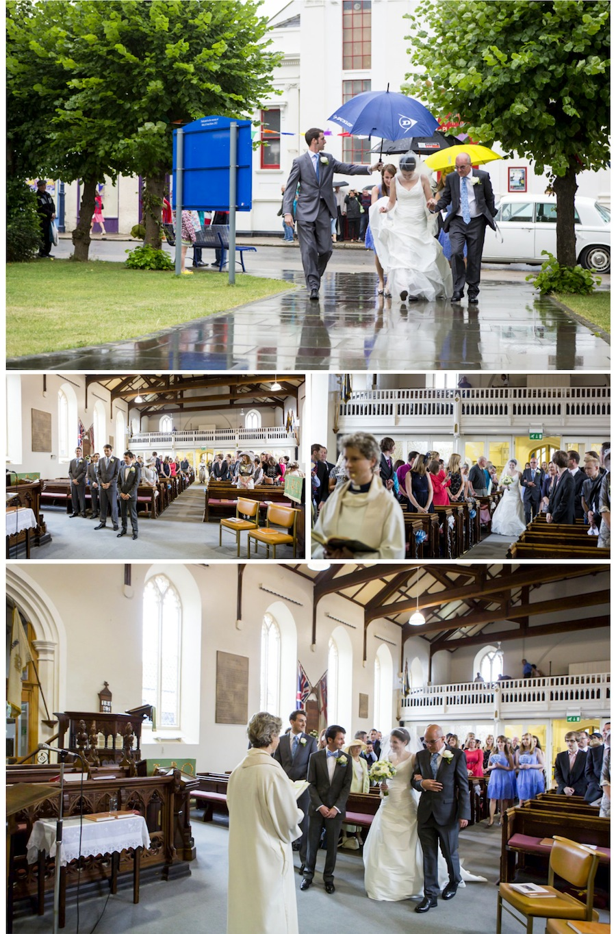wedding alphege church whitstable