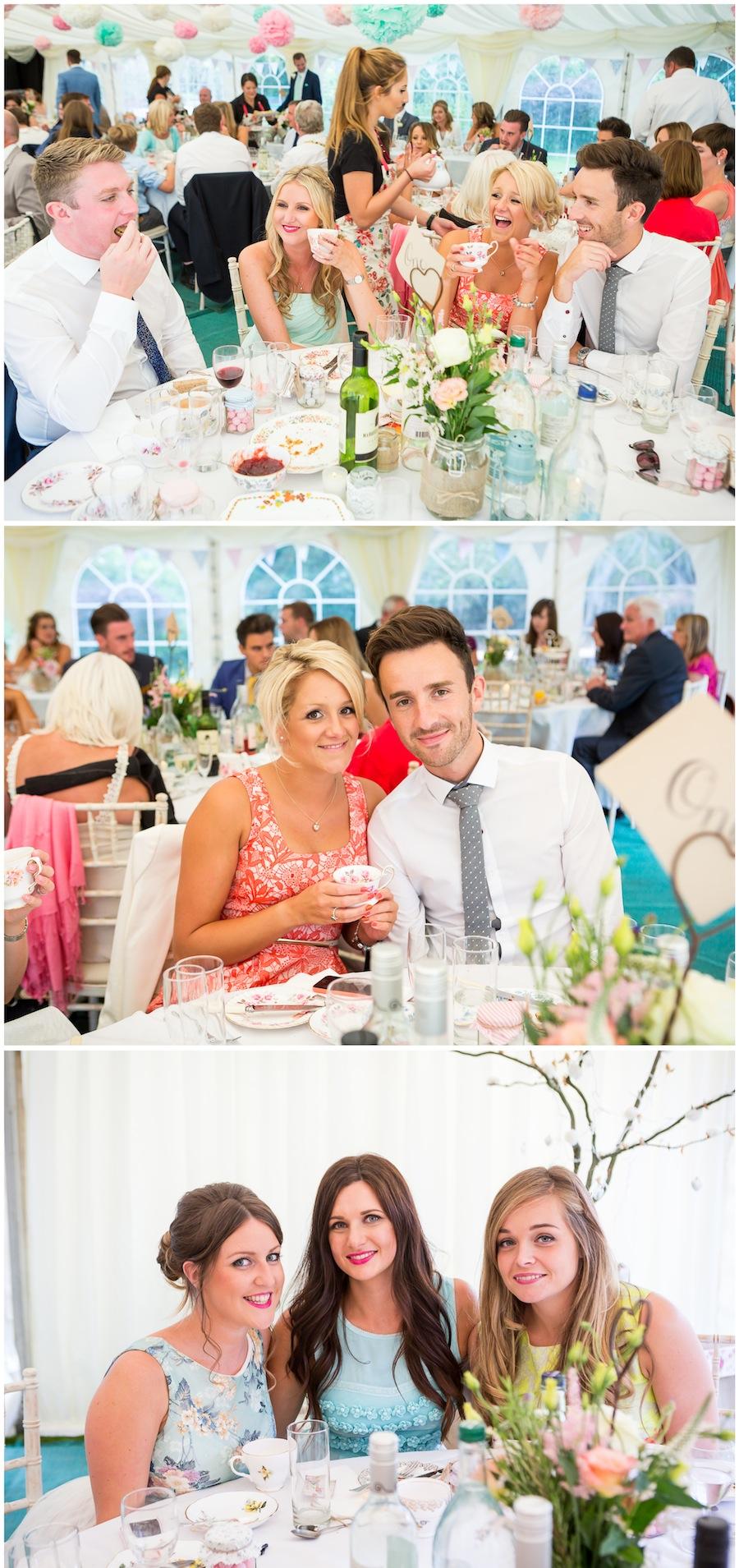 Charing Wedding