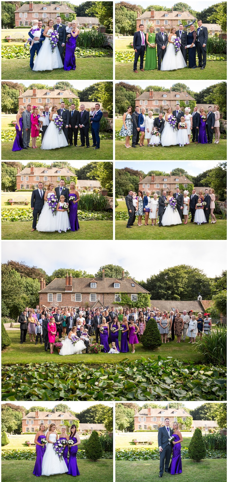wedding at solton manor