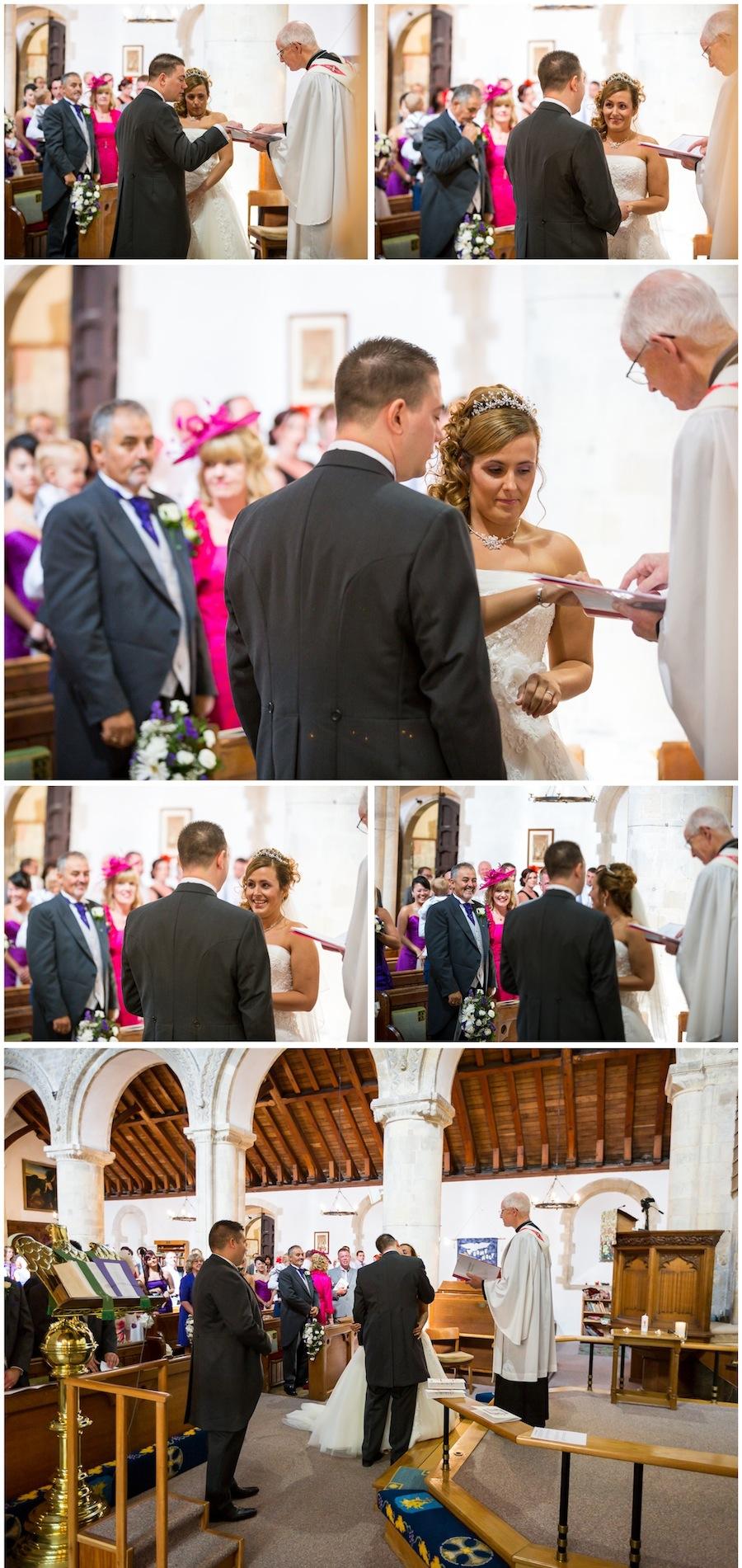 wedding St Margaret of Antioch