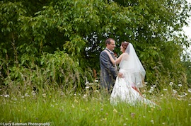 wedding photography barham church